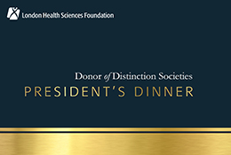Donor of Distinction Societies image